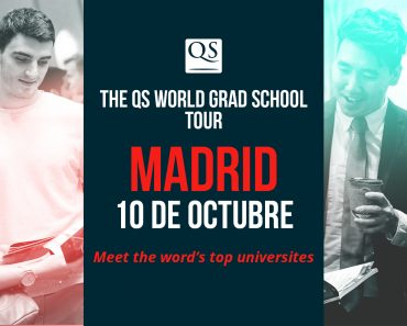 QS World Grad School Tour Madrid