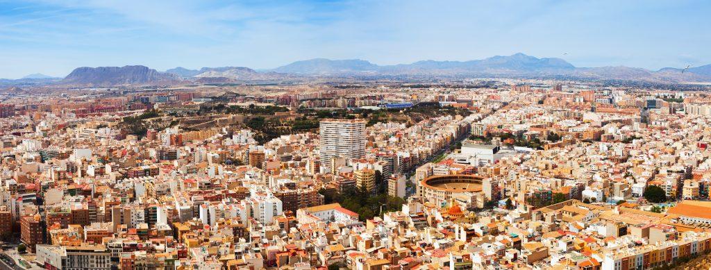 Examen Aptis en Alicante