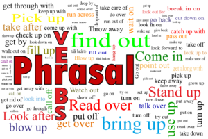 Examen Aptis: phrasal verbs
